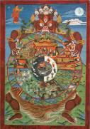 TibetanWheelofLife 2